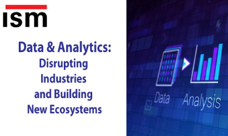 Data and Analytics Disrupting Industries